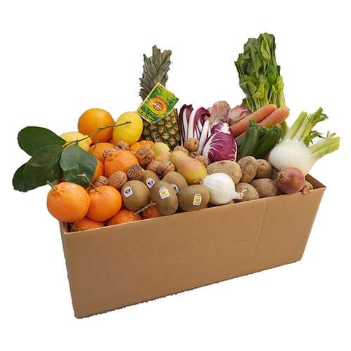 Cassetta frutta e verdura mista large