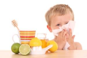 agrumi contro influenza